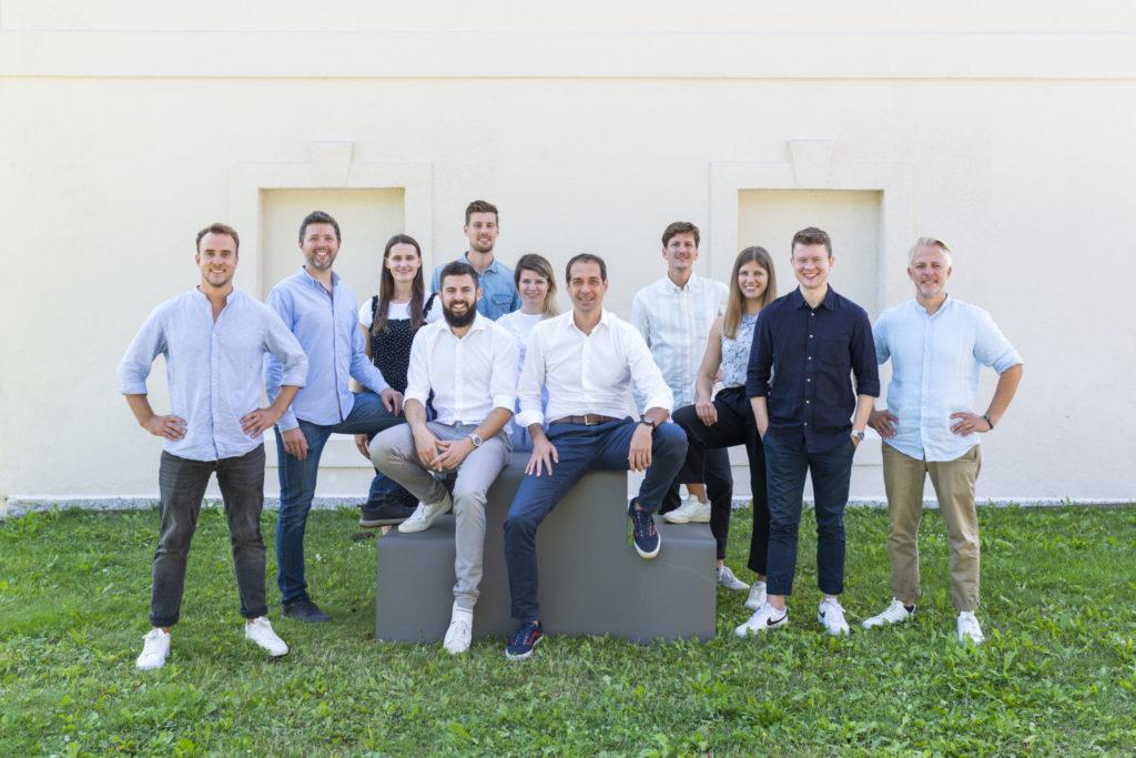 Team Photo Pioneers
